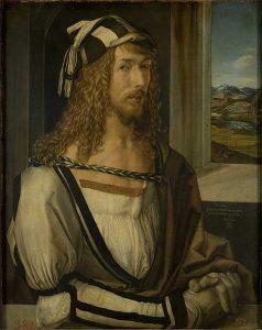 Albrecht Dürer, Selbstporträt