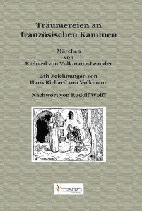 Hardcoverausgabe von Volkmann Leanders Märchensammlung