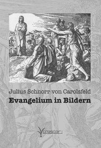 Buchumschlag zum Band Evangelium in Bildern