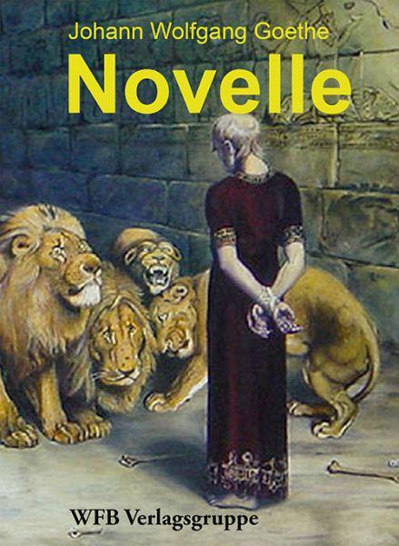 Umschlag Goethes Novelle