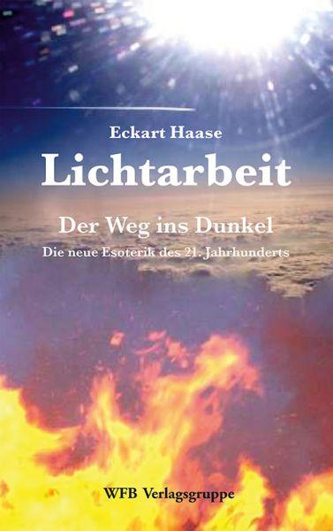 Umschlag Lichtarbeit von Eckart Haase