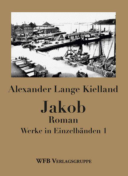 Umschlag Jakob von Kielland