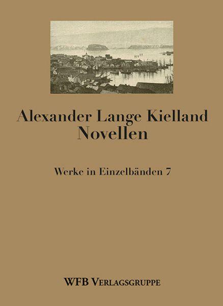Umschlag Novellen von Kielland