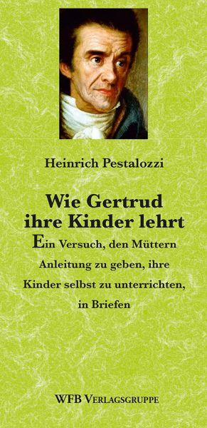 Umschlag Wie Gertrud ihre Kinder lehrt