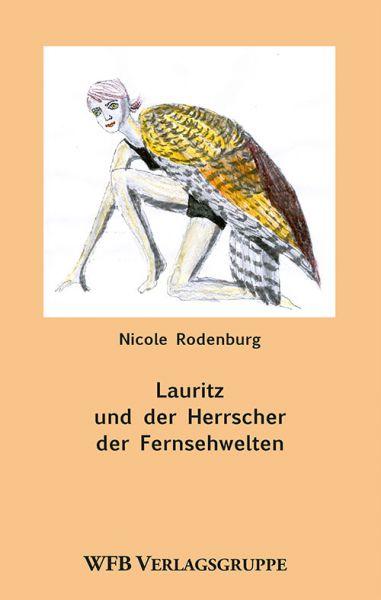 Umschlag Kinderbuch von Nicole Rodenburg