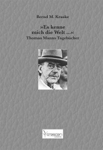 Thomas Manns GTagebücher, Vortrag
