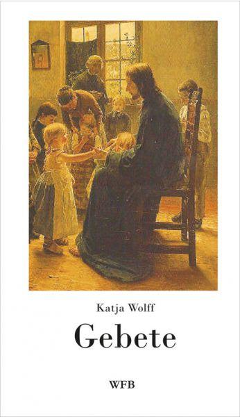 Cover Gebete von Katja Wolff