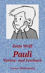 Umschlag zu den Pauli-Geschichten von Katja Wolff